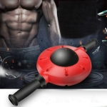 360 Degree Noiseless Abdominal Wheel Muscle Trainer for Men / Women