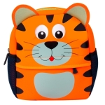 Cute Kid Toddler Schoo Bags Kindergarten Children Schoolbag 3D Cartoon Animal Bag(Tiger)