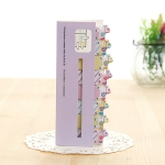 2 PCS Mini Cute Cartoon Animals Memo Pad Sticky Notes Notebook Stationery Note Paper Stickers School Supplies Horse