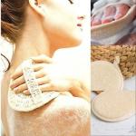 Natural Loofah Bath Shower Sponge Body Exfoliator Washing Pad Bath Brush