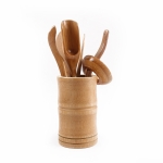 Bamboo Shape Decoration Kong Fu Tea Set Accessories
