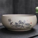 Creative Vintage Stoneware Ceramic Tea Wash Tea Accessories (2)