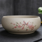 Creative Vintage Stoneware Ceramic Tea Wash Tea Accessories (4)
