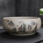 Creative Vintage Stoneware Ceramic Tea Wash Tea Accessories (5)