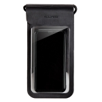 Original Xiaoimi High Transparent TPU Mobile Phone Touch Screen Waterproof Bag, Outer Size: 22cm x 10.5cm (Black)