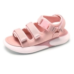 Youth Trend Comfortable and Wearable Casual Sandals for Women (Color:Pink Size:35)