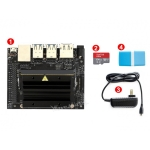 Waveshare NVIDIA Jetson Nano Developer Kit Package A, with TF Card