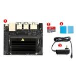 Waveshare NVIDIA Jetson Nano Developer Kit Package A, with TF Card