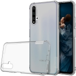 NILLKIN Nature TPU Transparent Soft Case for Huawei Honor 20 (Grey)