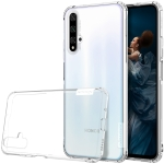 NILLKIN Nature TPU Transparent Soft Case for Huawei Honor 20 (White)