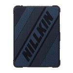 NILLKIN Bumper Horizontal Flip Leather Case for iPad 9.7 (2018) & iPad Pro 9.7 & iPad 9.7 inch (2017) & iPad Air 2 & iPad Air, with Pen Slot & Holder (Blue)