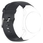 Smart Watch Silicone Wrist Strap Watchband for Garmin Approach S3 (Black)