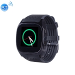 T8M 1.54 inch IPS Screen Bluetooth Smart Watch, Support Heart Rate Monitor / Blood Pressure / Sleep Monitoring(Black)