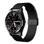 X8 1.3 inch Screen Bluetooth Smart Watch, Support Heart Rate Monitor / Sleep Monitoring (Black)