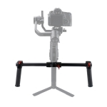 STARTRC 1105901 Handheld PTZ Special Aluminum Alloy Dual Hand-held Photographic Stabilizer for DJI Ronin SC
