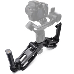 STARTRC 1105906 Dual Hand-held 4-axis Z-axis Anti-shake Damping Stabilization Gimbal for DJI Ronin SC