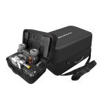 Sunnylife S1-B156  Shoulder Suitcase Storage Bag for DJI Robo Master S1