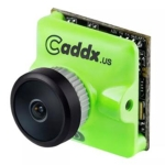 Caddx.us Turbo micro SDR2 Mini 1200TVL 2.1mm 160 Degree Wide Angle Lens FPV Color Camera, NTSC / PAL Changeable (Green)