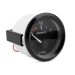 52mm 12V Universal Car Modified Fuel Level Gauge with Oil Float