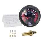52mm 12V Universal Car Modified Oil Temperature Gauge