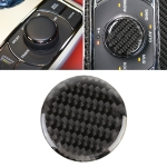 Car Water Cup Rotate Button Panel Carbon Fiber Decorative Sticker for Jeep Grand Cherokee