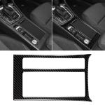 Car Carbon Fiber Water Cup Panel Decorative Sticker for Volkswagen Golf 7 2013-2017