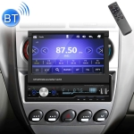 T100 7 inch HD Universal Car Radio Receiver MP5 Player, Support FM & AM & RDS & Bluetooth & Phone Link with Remote Control
