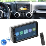 X1 7 inch HD Universal Car Radio Receiver MP5 Player, Support FM & Bluetooth & Phone Link with Remote Control