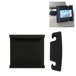 JT-G05 360 Degree Rotating Rear Seat Car Tablets Holder (Black)