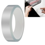 Universal Car Door Invisible Anti-collision Strip Protection Guards Trims Stickers Tape, Size: 2cm x 10m
