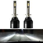 2 PCS 1905 H1 DC9-36V / 23W / 6000K / 3000LM IP68 Car LED Headlight Lamps