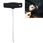 20cm Car Dashboard Removing Tool Auto Removing Tools Storage Box Air Outlet Pulling Remove Hook for Mercedes-Benz 140589023300 / Audi T40207