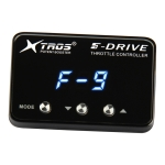 TROS KS-5Drive Potent Booster for Nissan Navara D40 Electronic Throttle Controller