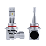 2 PCS M3 9005 / HB3 / H10 DC9-32V / 17W / 6500K / 2000LM IP68 Car LED Headlight Lamps(Cool White)