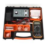 Dual Hole Car Spark Plug Tester Ignition Plug Analyzer Diagnostic Tool Sets Automotive Spark Plug Detector