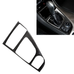 Car Left Drive Carbon Fiber Gear Shift Decorative Sticker for Infiniti Q50 / Q60