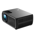 DH-A20 2200 Lumen 800 x 480 HD Smart Projector, Support VGA / HDMI / USB x 2 / AV / RCA Audio, Basic Version (Black)