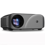 Vivibright F10 1920×1200 Portable Home Theater Office Mini LED Projector, Built-in Speaker, Support USB / HDMI / AV / IR (Black)