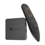 Beelink GTmini-A HDR 4K Smart Android 8.1 Amlogic S905X2 Quad Core Cortex-A53 TV Box with Voice Remote Control, RAM: 4GB, ROM: 64GB, Supports Bluetooth, Dual-band WiFi, TF Card