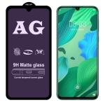 AG Matte Anti Blue Light Full Cover Tempered Glass For Huawei Mate 30 Lite