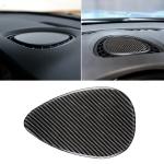 Car F Chassis Instrumentation Console Panel Carbon Fiber Decorative Sticker for BMW Mini Cooper JCW One F56 / F55 / F54