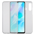 Ultra-thin Double-sided Full Coverage Transparent TPU Protective Case for Huawei P30 Lite