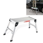 DLW201 50cm High Aluminum Alloy Car Wash Tool Car Wash Stool