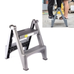 Thick Plastic Double-sided Folding Ladder Car Wash Tool Car Wash Stool