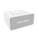 Three Sheep S10 White Noise Natural Eco-audio Improving Insomnia Sleep Aid Device (White)