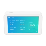 Original Xiaomi Mijia USB Charging Air Quality Relative Humidity Detector with HD Touch Screen