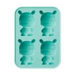 2 PCS Original Xiaomi Mitu Ice Cube Tray 4 Pieces Blocking Silicone Mold