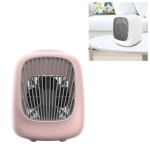 Mini Desktop USB Household Humidifying Electric Cooling Fan Self-contained Filter Element Air Conditioner Moisturizing Fan (Pink)