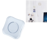 Square Shape Portable Washable Free Stickers Mobile Phone Holder