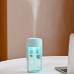 F1 Large Capacity 260ml Water Cup USB Humidifier (Blue)